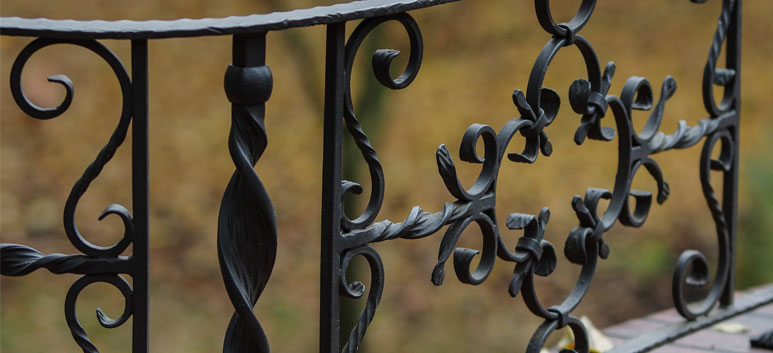 Commercial Iron Railings Toronto