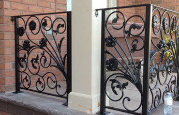 Exterior-Iron-Railings-Gallery